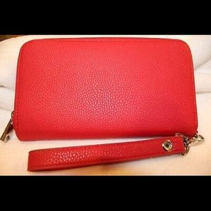 All About the Benjamins Wallet and Wristlet Strap